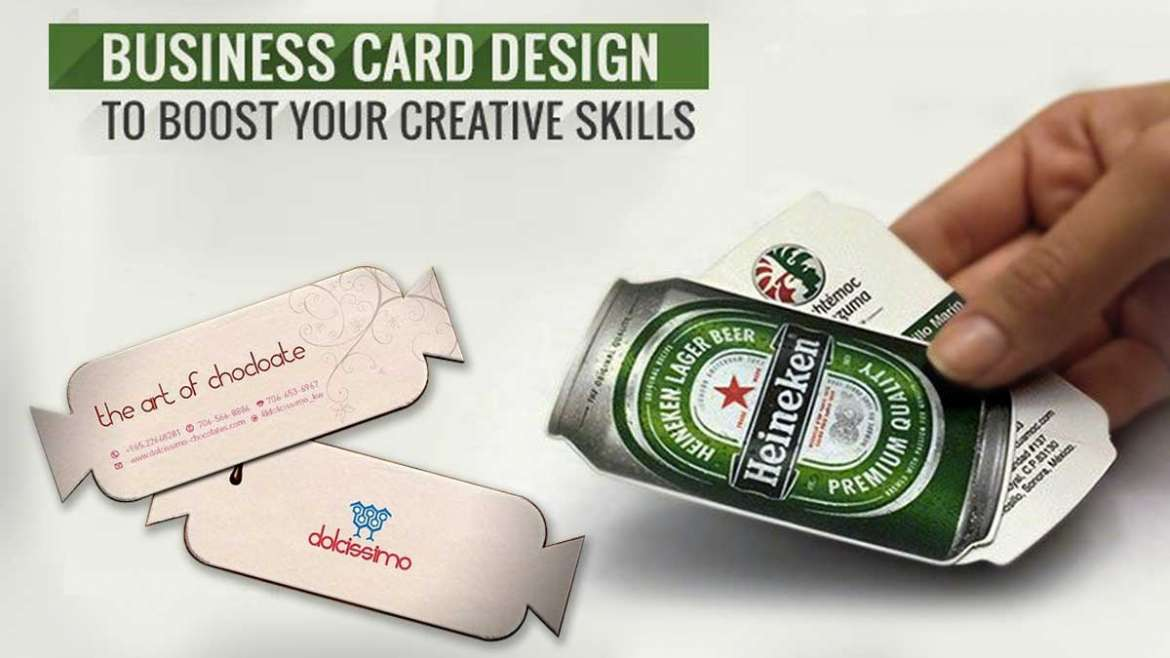 Creative Business Cards Design and Printing