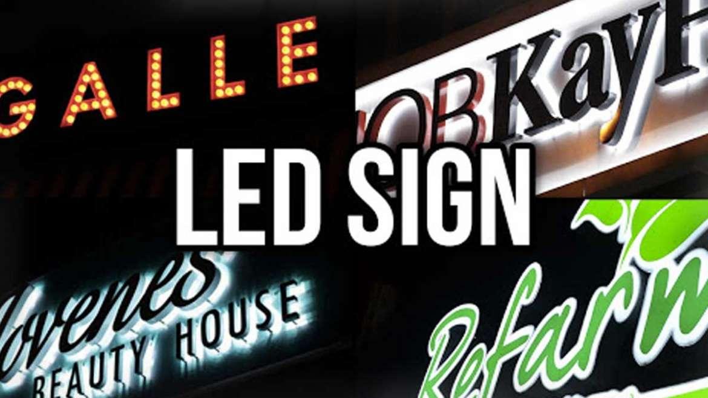 LED Signboards