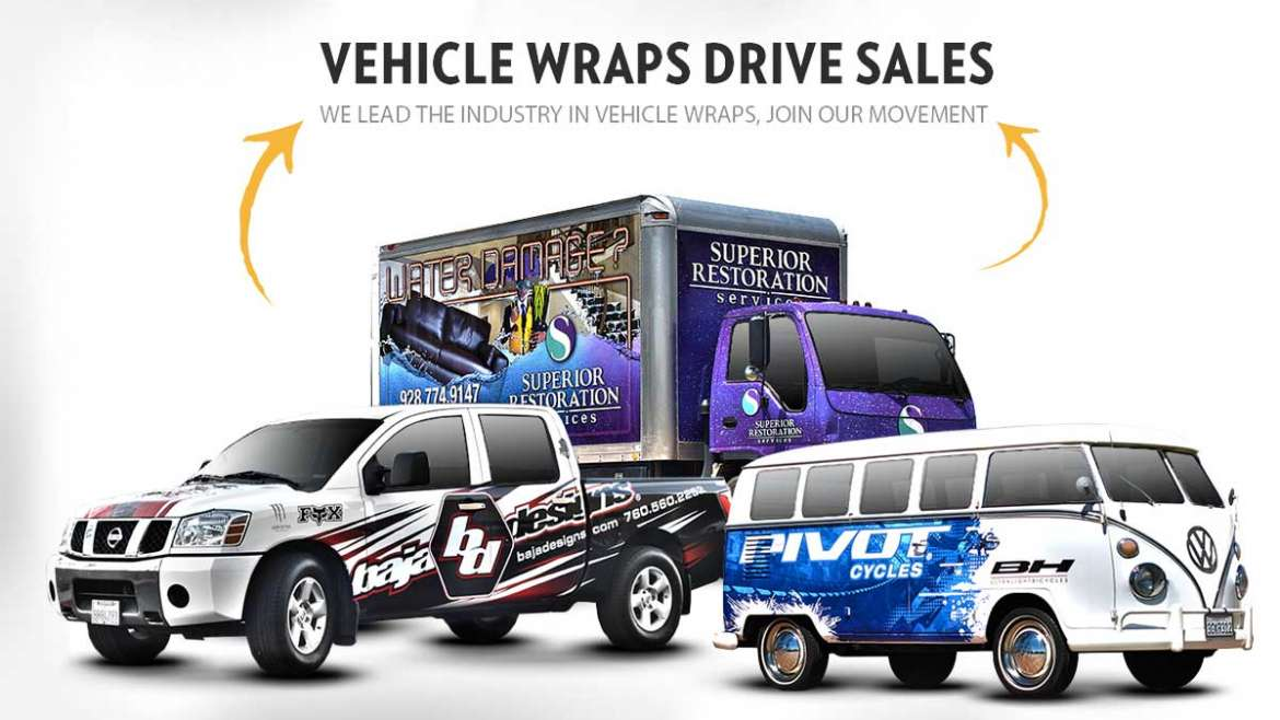 Vehicle Graphics in your budget