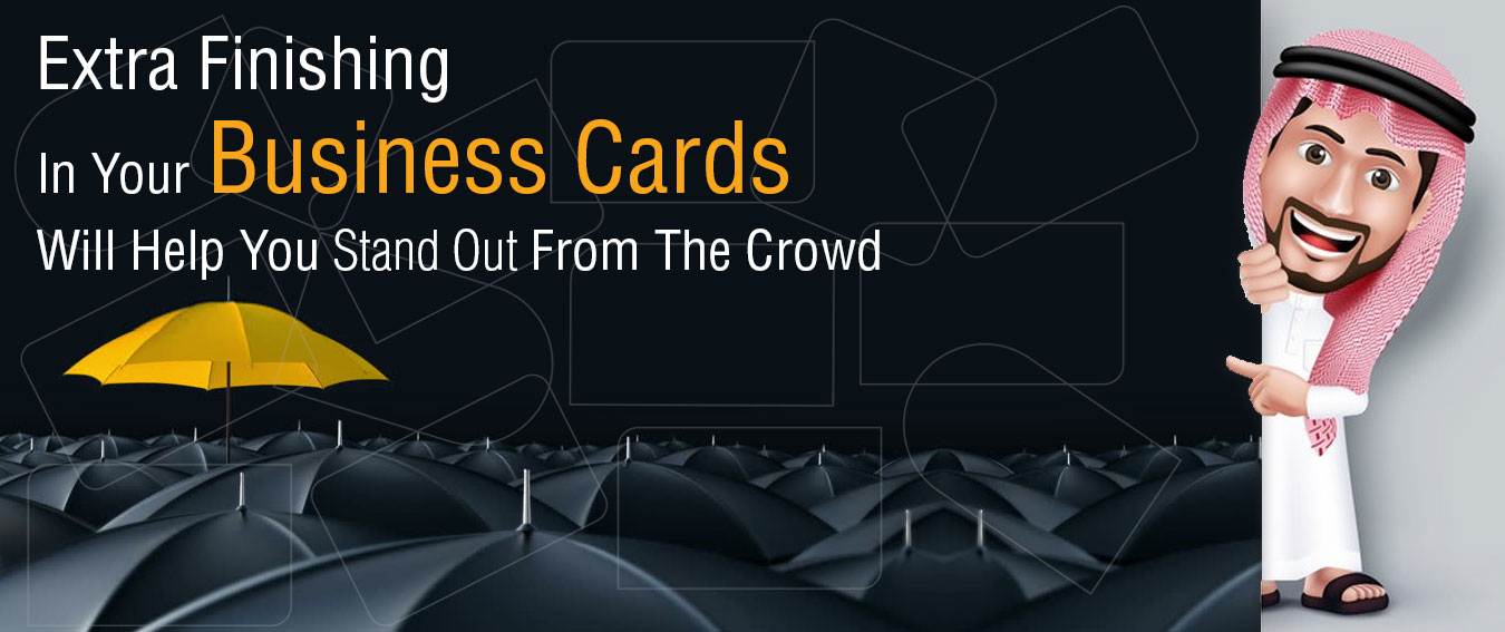 Stand Out Business Cards