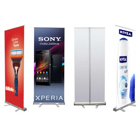 85x200 Roll up Printing
