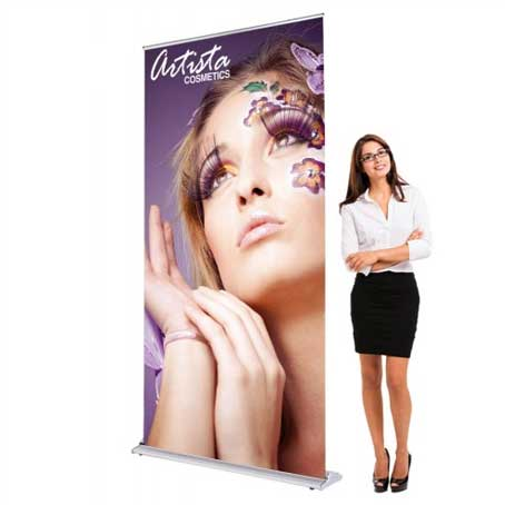 Pull Up Banner Printing in Dubai