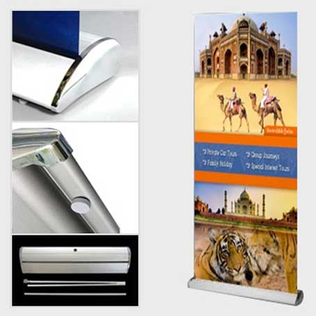 Roll Up Banner Printing in Dubai