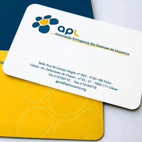 4 Rounded Corner Business Cards