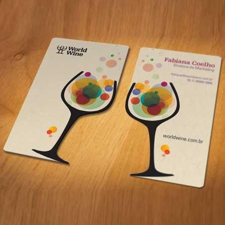 Unique Design Business Cards