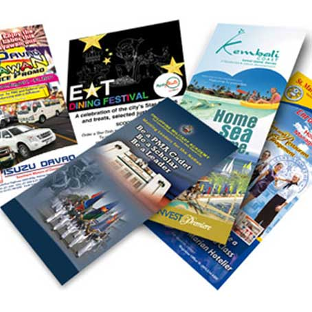 Flyers Printing in Dubai