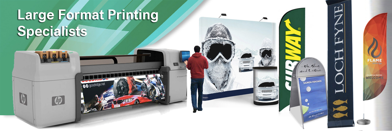 Large format digital printing in dubai