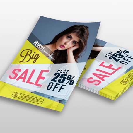 Leaflets Printing in Dubai