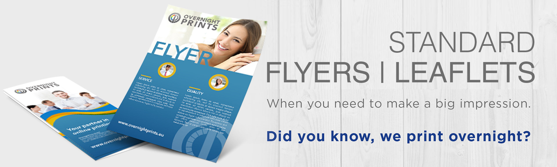 Urgent Flyers Printing in Dubai