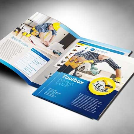 Brochure Printing in Abu Dhabi