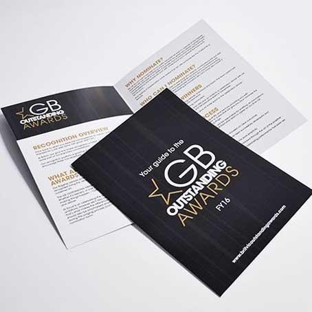 Brochure Printing in Dubai