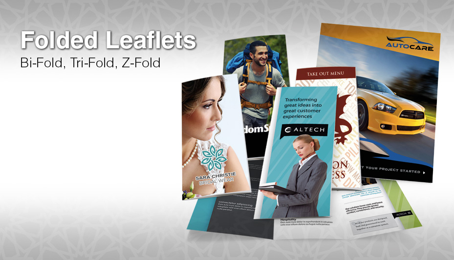 Flyer Printing Dubai
